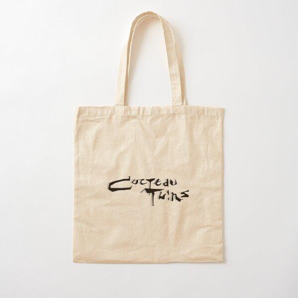 Cocteau Twins Cotton Tote Bag