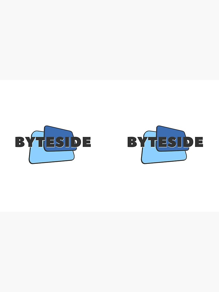 Byteside by byteside