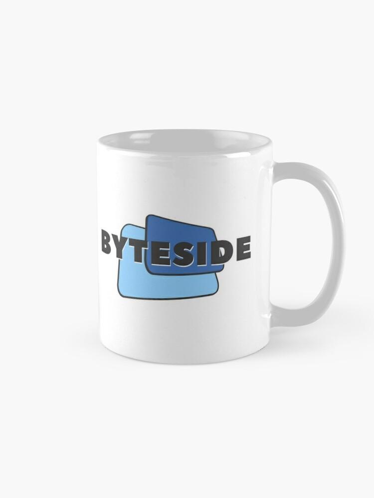 Alternate view of Byteside Mug