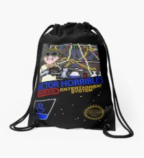 NINTENDO: NES DOCTOR HORRIBLE  Drawstring Bag