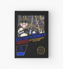 NINTENDO: NES DOCTOR HORRIBLE  Hardcover Journal