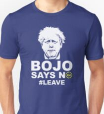 Bo Jo says no ukip T-Shirt