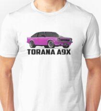 Holden Torana - A9X Hatchback - Pink T-Shirt
