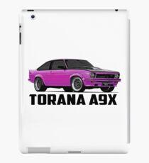 Holden Torana - A9X Hatchback - Pink iPad Case/Skin