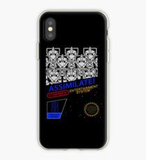 NINTENDO: NES ASSIMILATE! iPhone Case