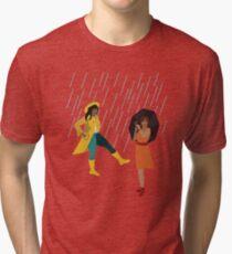 Rain storm! Tri-blend T-Shirt