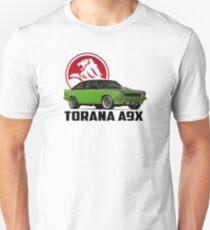 Holden Torana - A9X Hatchback -  Green 2 T-Shirt