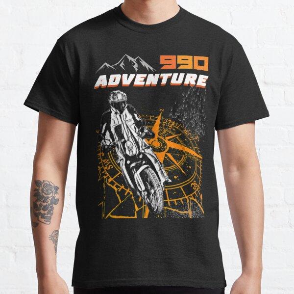 KTM 990 Adventure Rider 2020 T-shirt classique