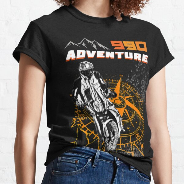 KTM 990 Adventure Rider 2020 Classic T-Shirt