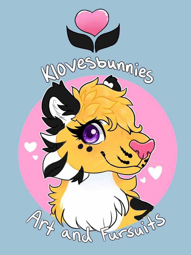 Klovesbunnies Art and Fursuits - Logo by klovesbunnies