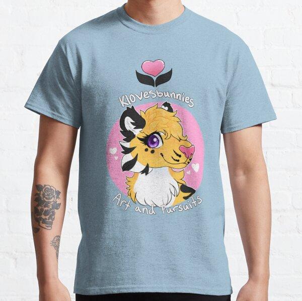 Klovesbunnies Art and Fursuits - Logo Classic T-Shirt