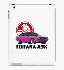 Holden Torana - A9X Hatchback - Pink 2 iPad Case/Skin