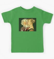Souvenir from Italy - Pollaiolo's portraits Kids Clothes