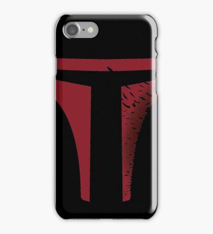 Star Wars - Destroyed Boba Fett iPhone Case/Skin