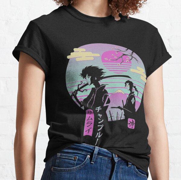 Anime Samurai Chillhop Classic T-Shirt