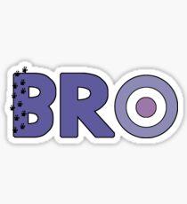 Bro, bro!  Hawkguy, bro. Sticker