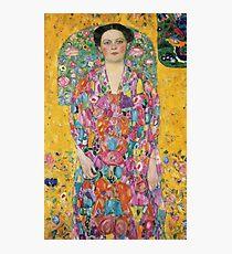 Gustav Klimt  - Portrait of Eugenia Primavesi Photographic Print