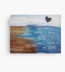 Nova Scotia Home Metal Print