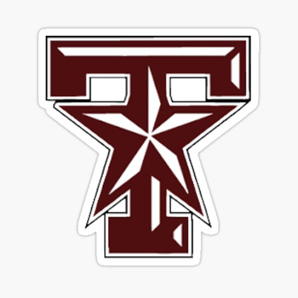A&M Vintage Sticker