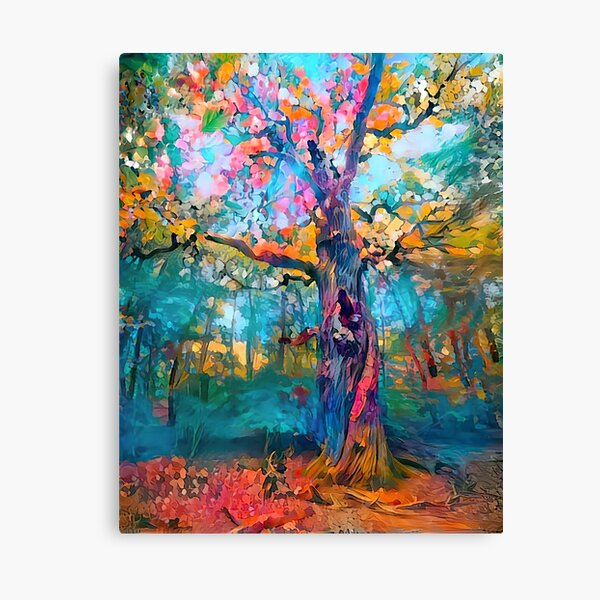 Giant of the Forest Canvas Print