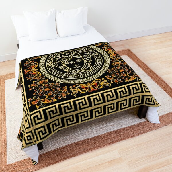 versace of medusa Comforter