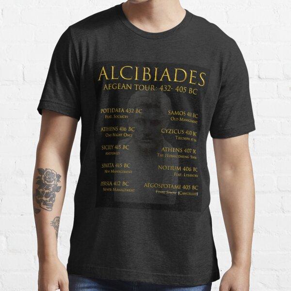 Alcibiades: Aegean Tour Essential T-Shirt