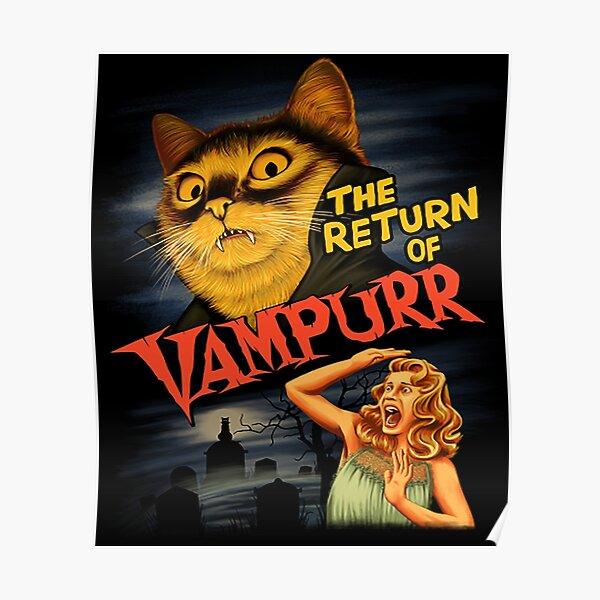 Cat The Return of Vampurr Poster