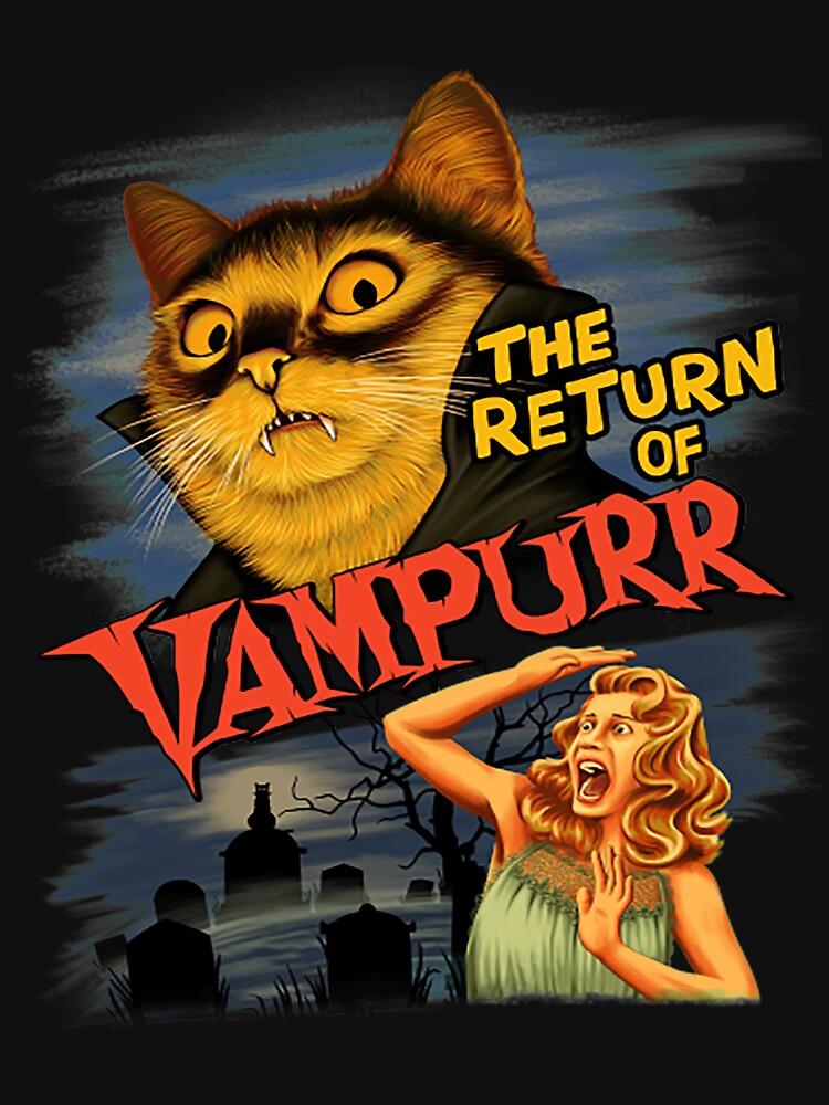 Cat The Return of Vampurr by PNGbyNeil