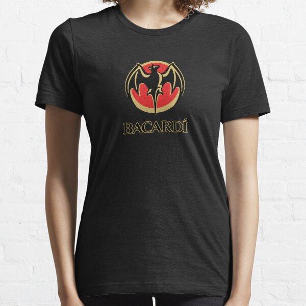 Logotipo de Bacardi más vendido Camiseta esencial