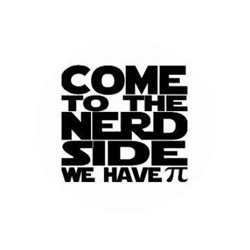 Dark side - Nerd Pride by Rattaspi