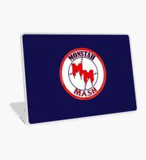 Monstah Mash goes Red Sox Laptop Skin