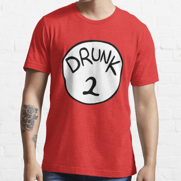 Borracho 2 Camiseta esencial