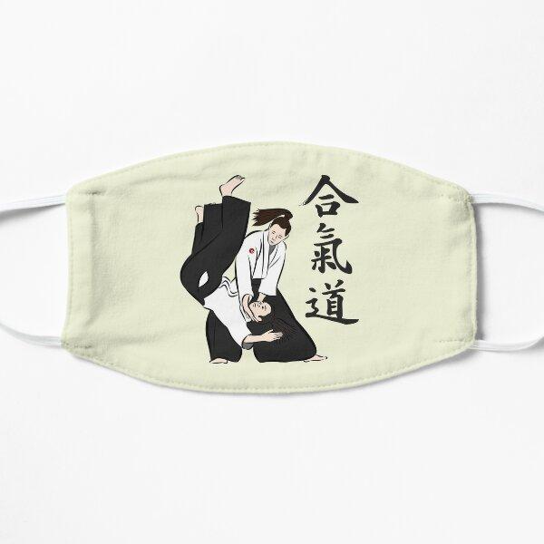 Aikido - Iriminage Flat Mask