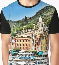 Portofino Graphic T-Shirt