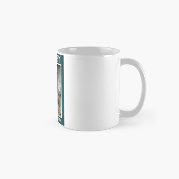 Grimsby - Any Port In A Storm Classic Mug
