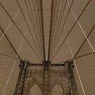 Brooklyn Bridge by eclectic1