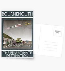 Bournemouth - The Penultimate Destination Postcards