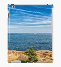 Scenic Maine Coastline iPad Case/Skin