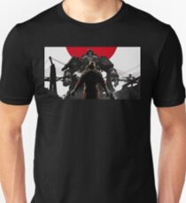 Wolfenstein - Japan Unisex T-Shirt