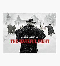 hateful eight Photographic Print