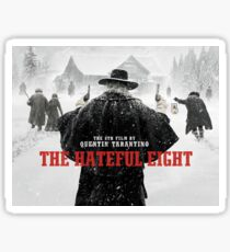 hateful eight Sticker