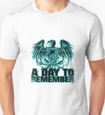 A Day To Remember Blue Eagle T-Shirt