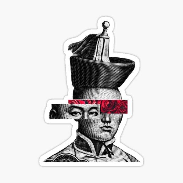 Damdin Sukhbaatar Sticker