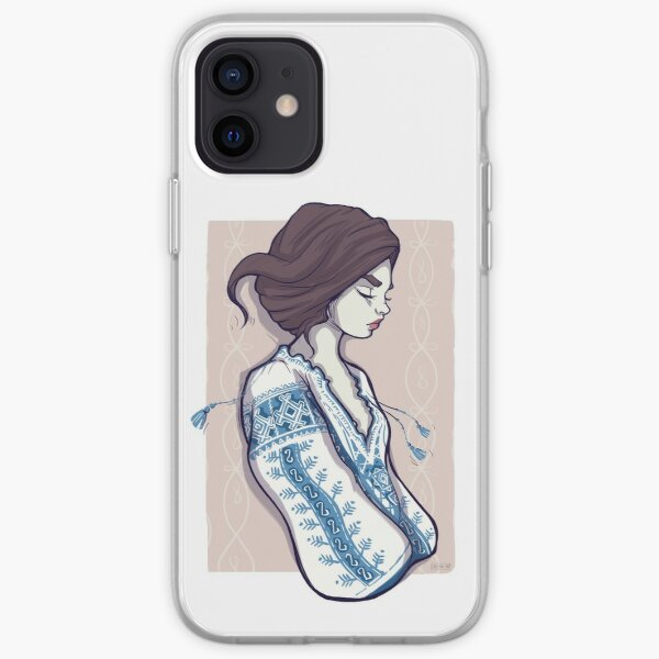Folklore #1 iPhone Soft Case