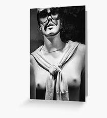 Ralph Lauren Mannequin Greeting Card