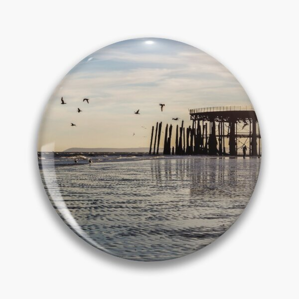 Hastings Pier Pin
