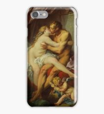 Francois Boucher - Hercules and Omphale  iPhone Case/Skin