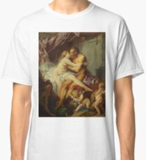 Francois Boucher - Hercules and Omphale  Classic T-Shirt