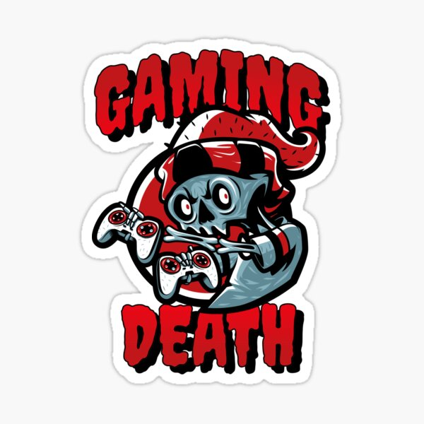 AWESOME GAMERS DESIGN Sticker