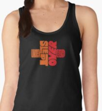 Underslept and Overcoffee'd Women's Tank Top
